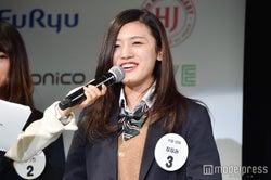 中国・四国エリア準グランプリ・ななみさん(C)モデルプレス