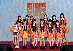 AKB48 Team TP 正式成員合照お披露目/イベントの様子(C)AKB48 Team TP