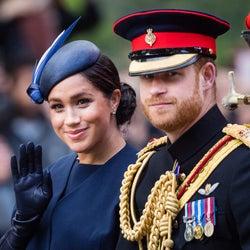 ヘンリー王子夫妻、王室公務から完全引退。