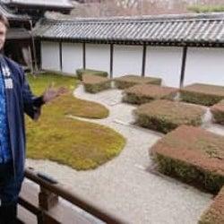 スウェーデン出身のイケメン庭師・村雨辰剛が冬の京都の魅力をリポート!