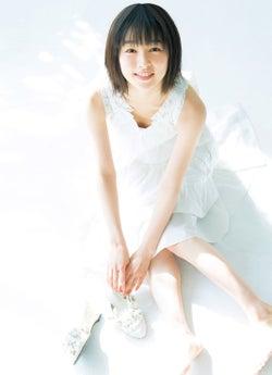桜井日奈子の透明感にうっとり
