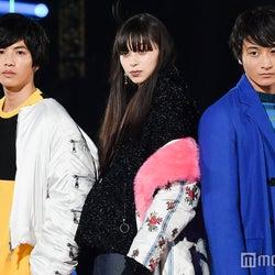 中条あやみ「王子様のよう」志尊淳&小関裕太と3ショットランウェイ<TGC2017A/W>