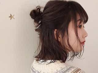【後れ毛アレンジ6選】後れ毛の出し方のお手本とヘアスタイルを紹介!