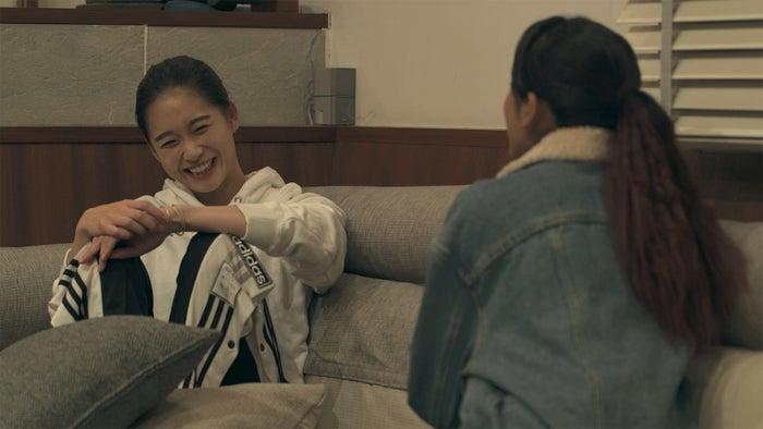 りさこ、まや「TERRACE HOUSE OPENING NEW DOORS」48th WEEK(C)フジテレビ/イースト・エンタテインメント