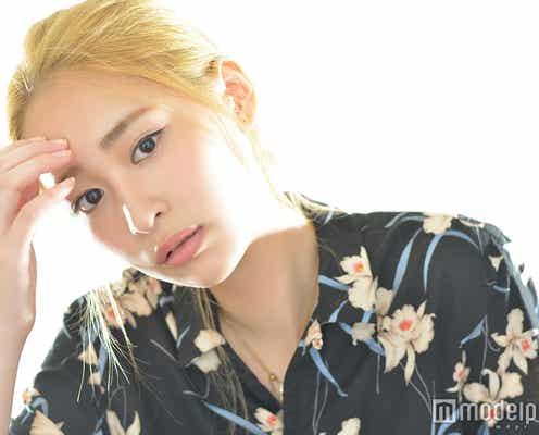 柳美稀、人生初金髪でギャルに「ジュウオウジャー」から180度イメチェン…憧れはムロツヨシ、その理由は?<モデルプレスインタビュー>