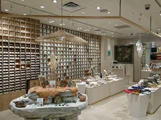 「ガーランドオブデュウ」 玉川高島屋SCに新コンセプト店をオープン