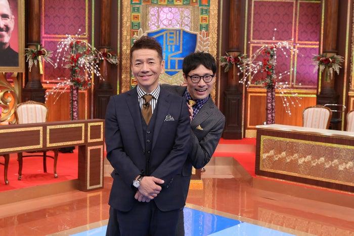 上田晋也、浜ロン(画像提供:中京テレビ)