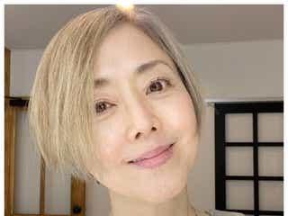 熊谷真実、書道家・中澤希水氏と離婚