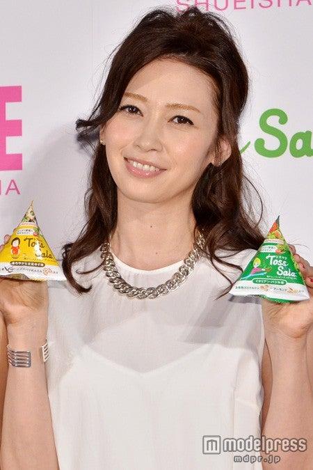 「太田プロダクション」所属を報告した辺見えみり (C)モデルプレス