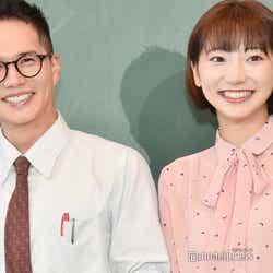 (左から)市原隼人、武田玲奈(C)モデルプレス