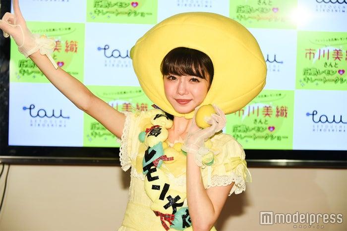 イベントに出席した市川美織 (C)モデルプレス