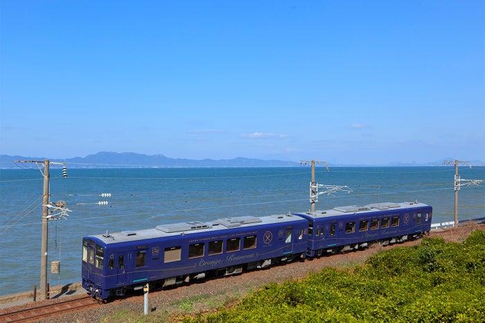 おれんじ食堂列車/画像提供:熊本県