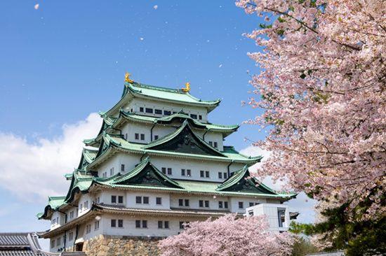 名古屋城/画像提供:阪急交通社