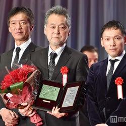 成島出監督、「64-ロクヨン-」瀬々敬久監督、村松崇継氏 (C)モデルプレス