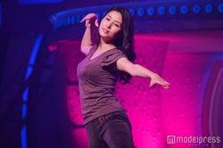 橋本マナミ、妖艶ダンスで紅白ステージを舞う<紅白リハ2日目>