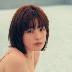 筧美和子、破壊力抜群の白雪ボディ解放