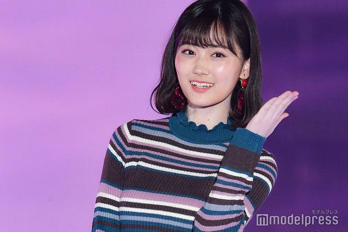 「GirlsAward 2018 AUTUMN/WINTER」に出演した山下美月(C)モデルプレス
