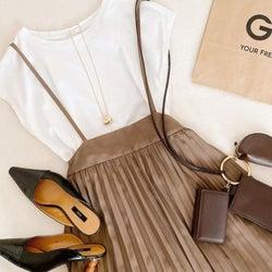 GUさん完全にツボすぎた♡春にヘビロテ間違いなし「高見え優秀スカート」5選