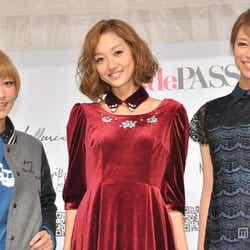モデルプレス - 人気モデル3名が新ブランド立ち上げ「可愛がってください」