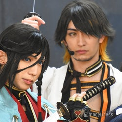 「刀剣男士」(C)モデルプレス