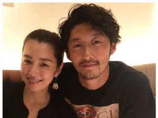 モデル仁香、交際中の年下カメラマンと揃ってテレビ出演