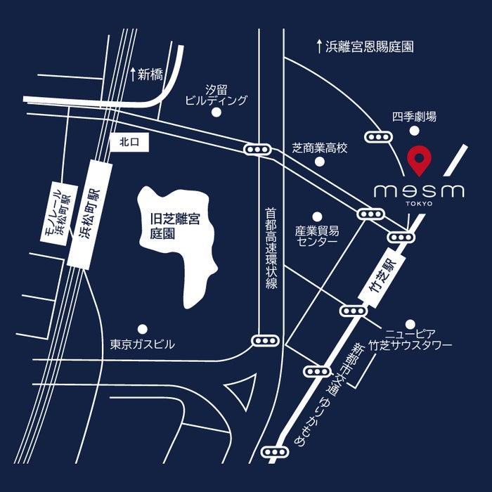 WATERS takeshiba/画像提供:JR東日本ホテルズ