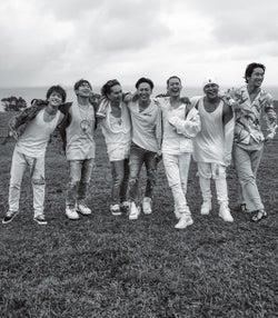 三代目JSB、全員でハワイロケ グループの未来像とは?「幸せの形や愛情の形も変わっている」