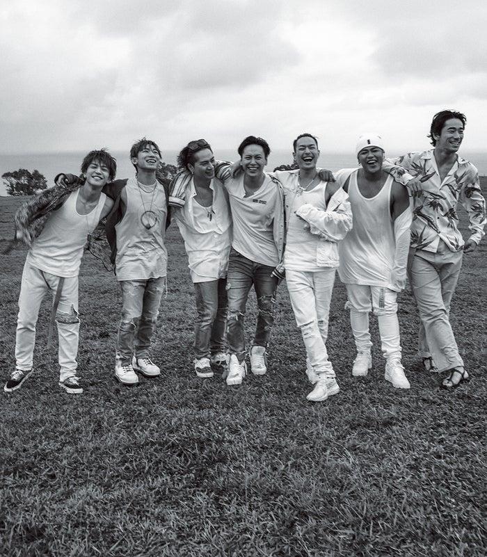 三代目J Soul Brothers from EXILE TRIBE/雑誌「月刊EXILE」7月号より(画像提供:LDH)