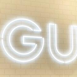 """「褒められ間違いなし!」GUで話題の""""デニムアイテム""""がかわいすぎ!"""
