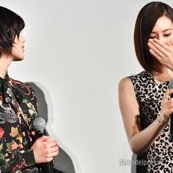 北川景子が涙 欅坂46平手友梨奈へのサプライズで思い溢れる<響 -HIBIKI->