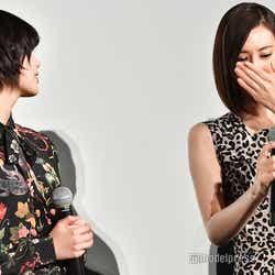 モデルプレス - 北川景子が涙 欅坂46平手友梨奈へのサプライズで思い溢れる<響 -HIBIKI->