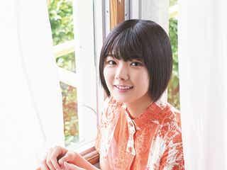 初選抜入りの欅坂46藤吉夏鈴、スラリ美脚披露