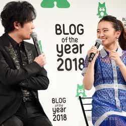 稲垣吾郎、岡田結実(C)モデルプレス