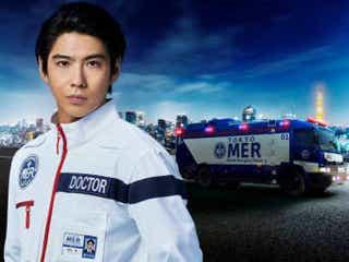 日曜劇場「TOKYO MER」賀来賢人が自身初の医師役に挑む!