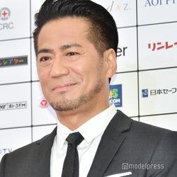 EXILE HIRO、妻・上戸彩の第2子妊娠発表後初の公の場 体調気遣う声に答える