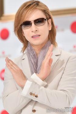 YOSHIKI (C)モデルプレス
