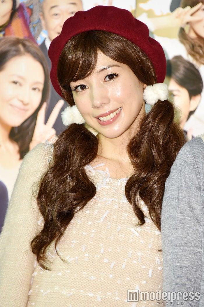 お正月の予定と来年の抱負を語った仲里依紗(C)モデルプレス