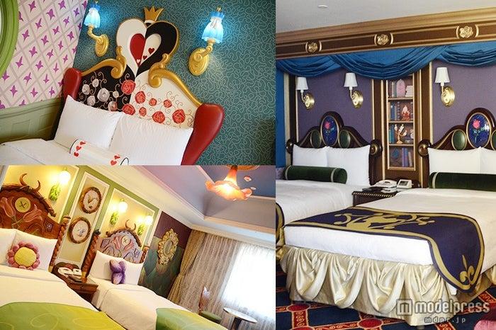 ディズニーホテル、新キャラクタールームお披露目/(C)Disney【モデルプレス】