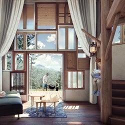 徳島「WHY」緑豊かな渓谷に佇むホテル複合施設 サバゲ―、カヤックなどアクティビティも充実
