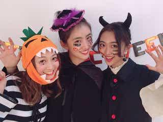 中田クルミらが一足早いハロウィンパーティー 仮装に注目<Kawaii JAPAN-da!!>