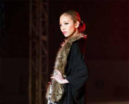 人気モデル、日本人初の「ソウルガールズコレクション」出演
