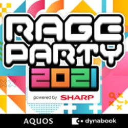 『RAGE PARTY 2021』、「GYAO!」にて独占無料アーカイブ配信が決定!Novelbrightと豆柴の大群によるオンラインライブも配信