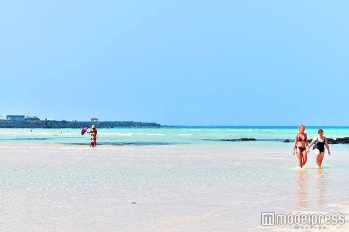 """""""韓国のハワイ""""チェジュ島の地元住民おすすめビーチは想像以上の美しさだった(C)モデルプレス"""