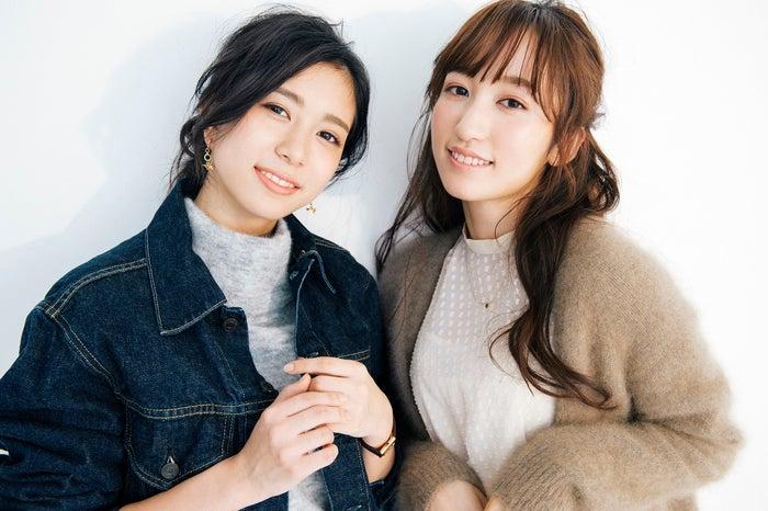 井上玲音、山木梨沙 /写真提供:宝島社