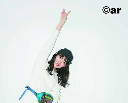 乃木坂46堀未央奈、色白美肌がピュア カジュアルコーデで魅了