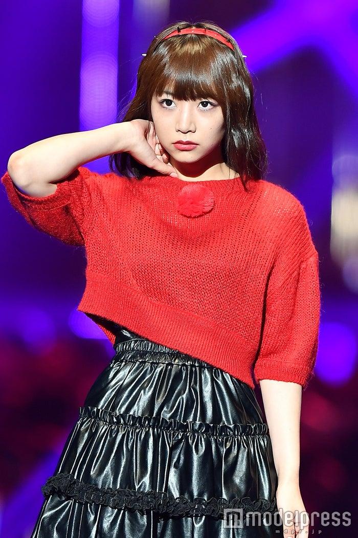 TGCで初ランウェイを飾った乃木坂46北野日奈子(C)モデルプレス