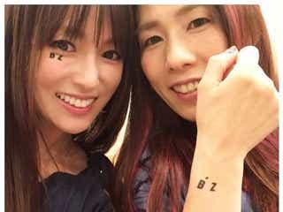 深田恭子&吉田沙保里、B'zライブ参戦 仲良し2ショットに「癒される」「ほっこり」の声