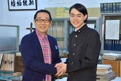 菅田将暉「縁だと思った」さだまさしと熱い握手 称賛の声に感激しきり