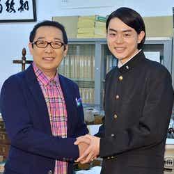 菅田将暉「縁だと思った」さだまさしと熱い握手 称賛の声に感激しきり【モデルプレス】