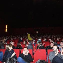 上映会の様子(提供写真)